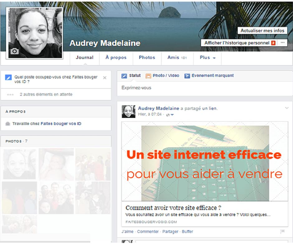 page  groupe et profil facebook  quelles diff u00e9rences