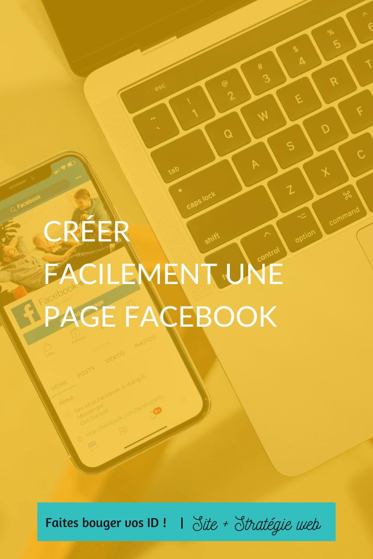 Vous avez décidé d'utiliser Facebook pour promouvoir votre entreprise ? Voici un tuto pour créer facilement votre page Facebook !
