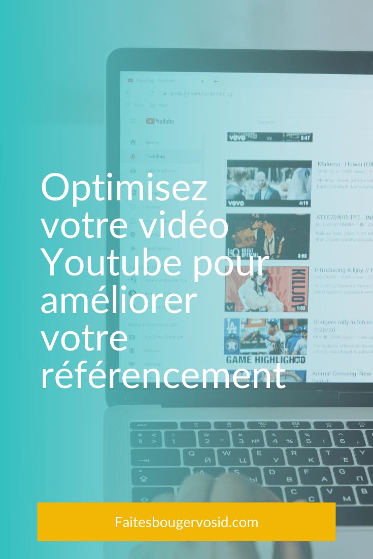 Ta vidéo est prête à être diffusée sur Youtube. Voyons comment l'optimiser pour en améliorer sa visibilité.
