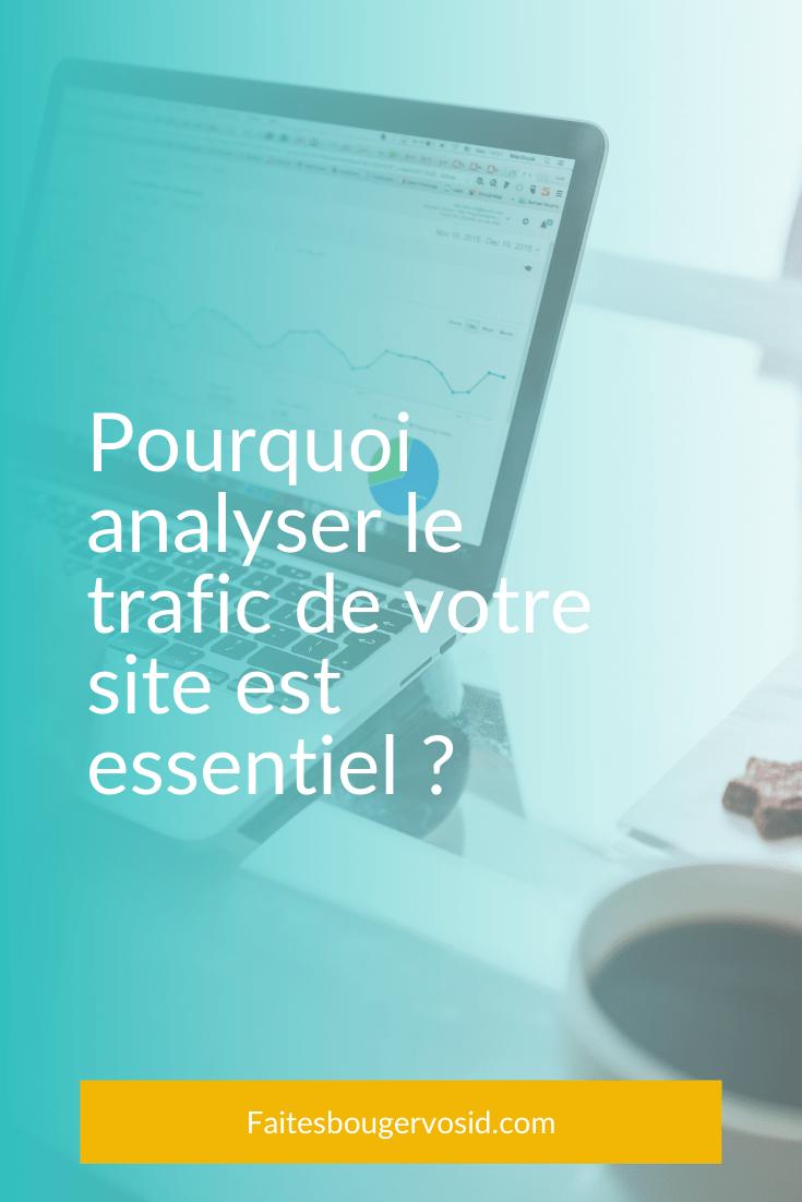 Ton site internet est un atout pour développer ton activité, mais sans analyse de ton trafic, il ne te sert à rien. Découvre vite pourquoi !
