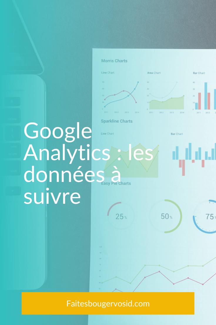 Voyons ensemble quelles sont les données à suivre sur Google Analytics et de quelle manière cet outil peut t'aider à améliorer ta visibilité