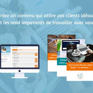Créez un contenu pour votre site internet qui attirent vos clients idéaux et les rendent impatients de travailler avec vous (1)