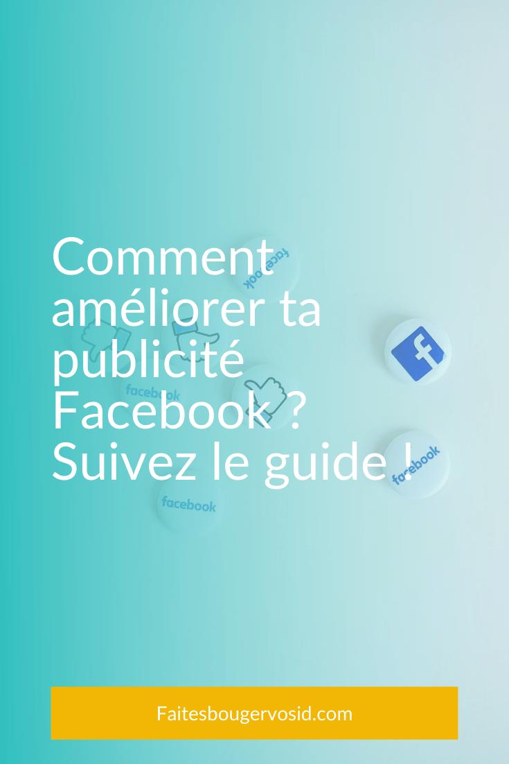 8 étapes pour analyser une publicité Facebook qui convertit et appliquer cette recette à tes propres pubs pour plus d'efficacité !