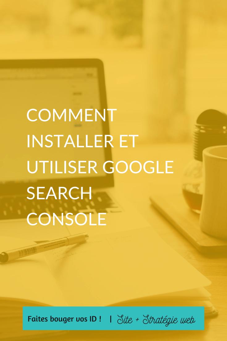 Alors pour savoir grâce à quelles recherches votre site apparaît sur Google, il y a un outil gratuit pour vous aider : Google Search Console.