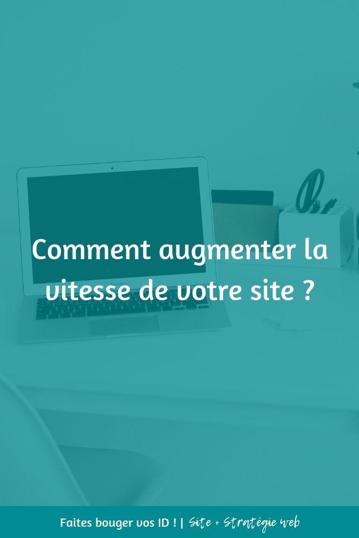 25% des visiteurs d'un site ferment la page si elle ne se charge pas en moins de 4 secondes. Quelle est la vitesse de votre site ? Et comment l'améliorer ?