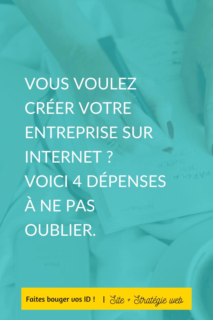 Vous envisagez de démarrer votre entreprise sur internet ? Voici le top 4 des choses que les entrepreneurs ont tendance à négliger.