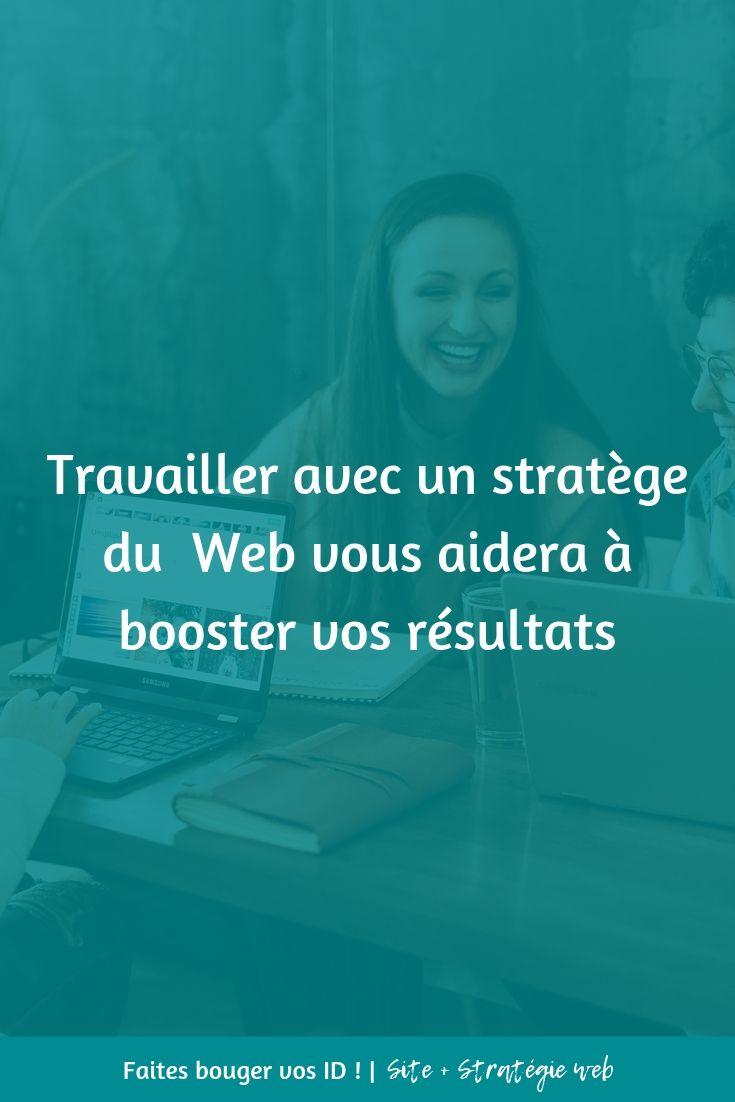 Voici comment un spécialiste de la stratégie des sites Web vous apporte une perspective, une clarté et des conseils pour améliorer votre site et vendre.
