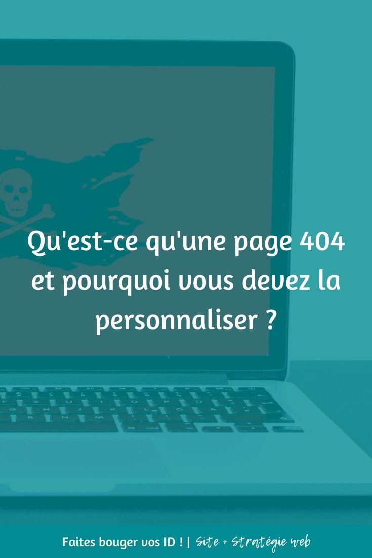 Qu'est-ce qu'une page 404 ? Pourquoi est-ce important ? Des erreurs 404 se produisent tout le temps. Apprenez à les corriger et à en tirer parti !
