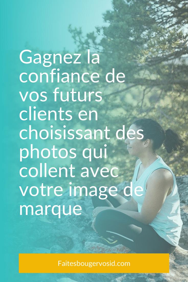 Utiliser les bonnes photos sur votre site web vous aidera à clarifier votre message, à augmenter votre crédibilité et à susciter l'émotion souhaitée.