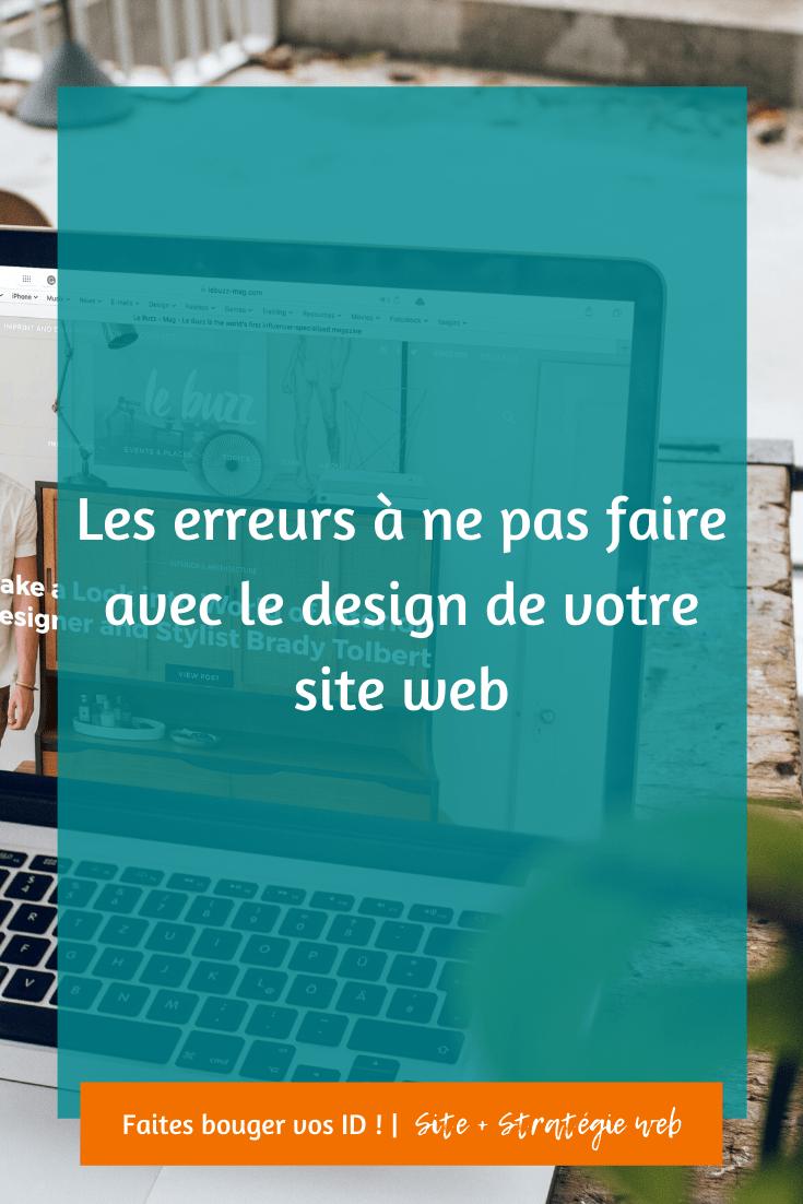 Le design d'un site web bien conçu, qui offre une expérience agréable à vos visiteurs est un bon moyen de les transformer en clients.
