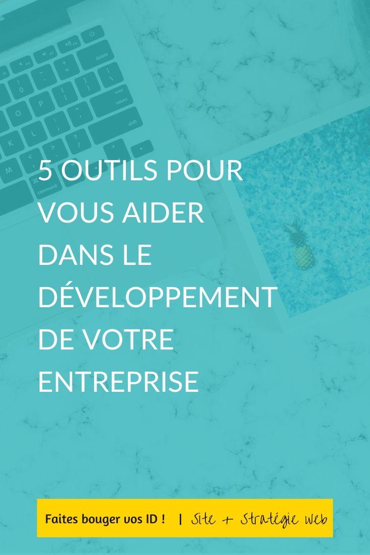 Avoir des outils qui viendront soutenir le développement de votre entreprise est un excellent investissement, cela apporte plus de fluidité.