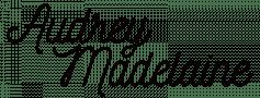 Audrey Madelaine Logo