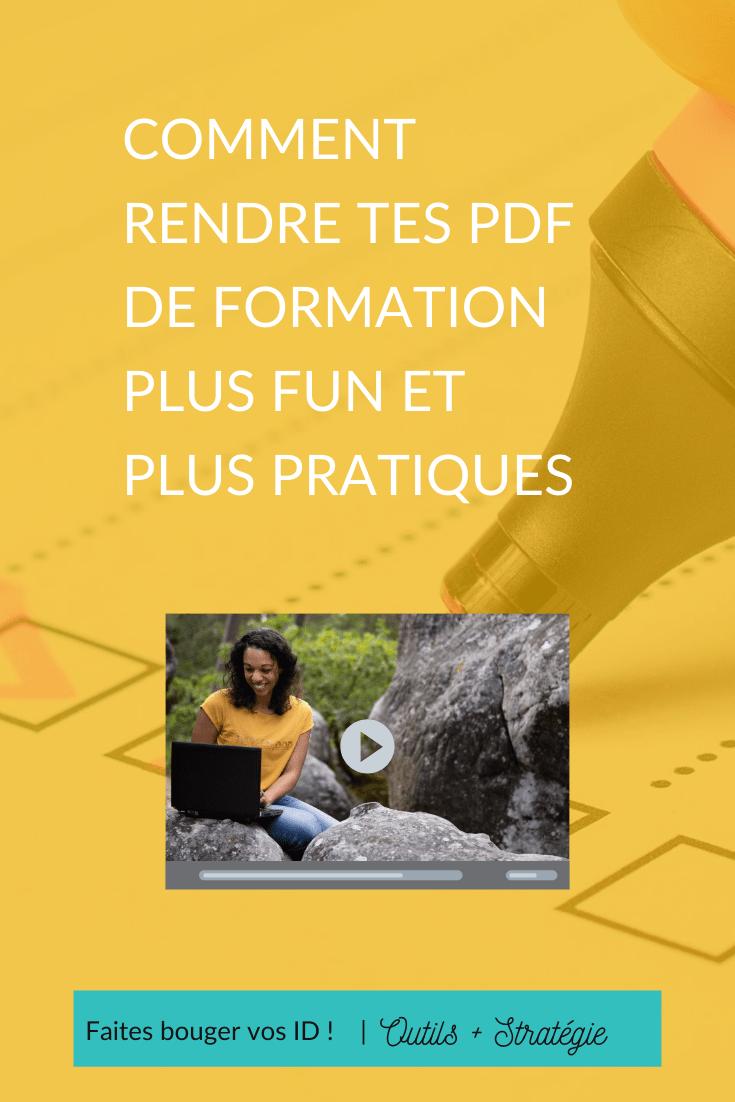 Tu vends des formations en ligne ? Voici comment rendre tes PDF plus simples et pratiques pour tes clients !