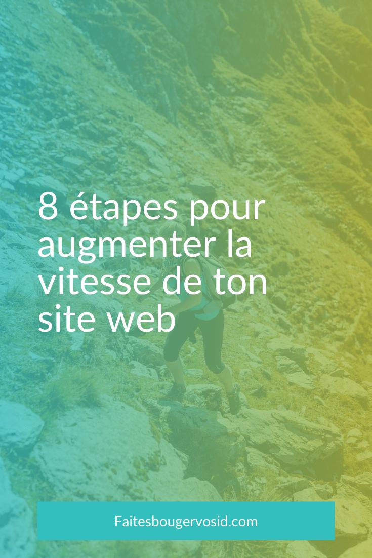 Un site lent est un véritable problème pour ton SEO et les utilisateurs. Découvre 8 conseils pour augmenter la vitesse de ton site web.